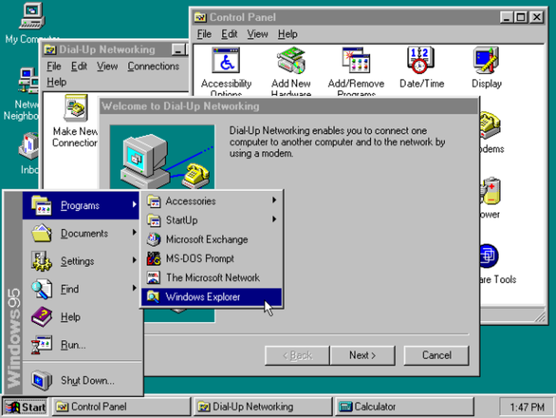 Windows turns 30: a visual history - The Verge