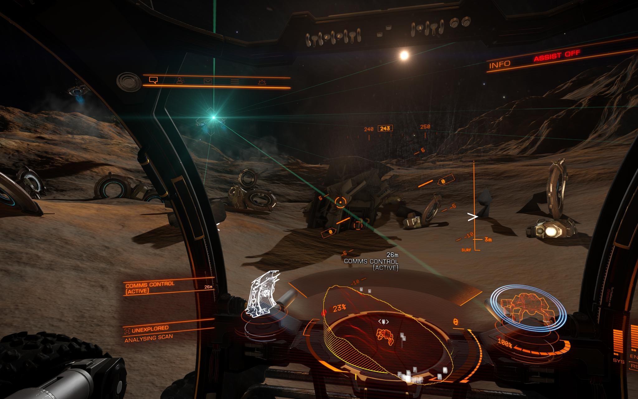 Elite: Dangerous' Horizons expansion adds planetary landings on billions of worlds | Polygon