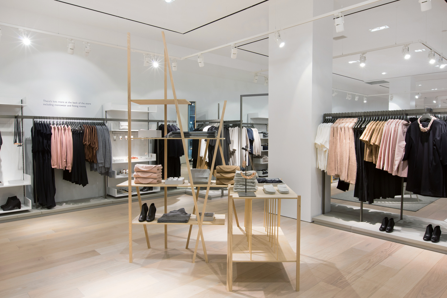 Minimalist Modern Cos Brings Its Sleek Swedish Style To