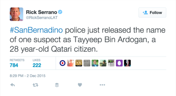 The ugly Islamophobia in the media coverage of the San Bernardino shooting
