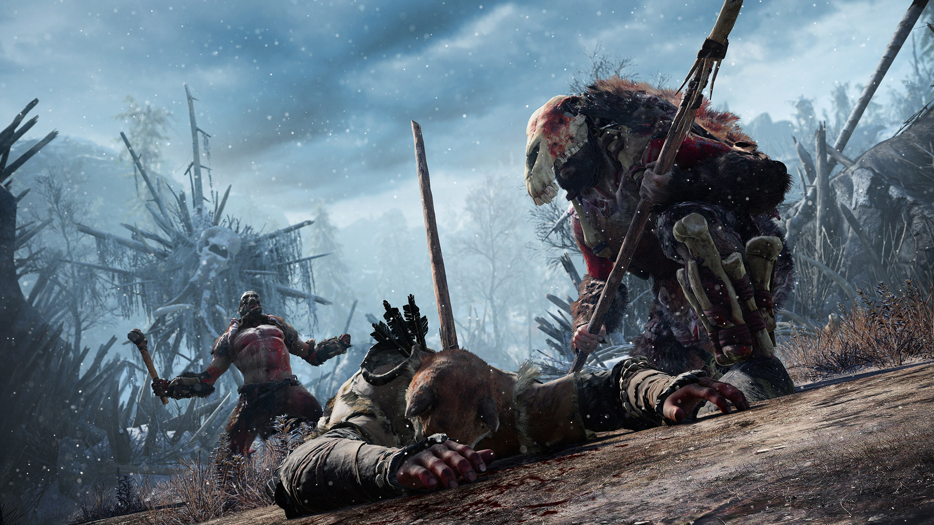 Far Cry Primal's deadliest weapons are the predators you can