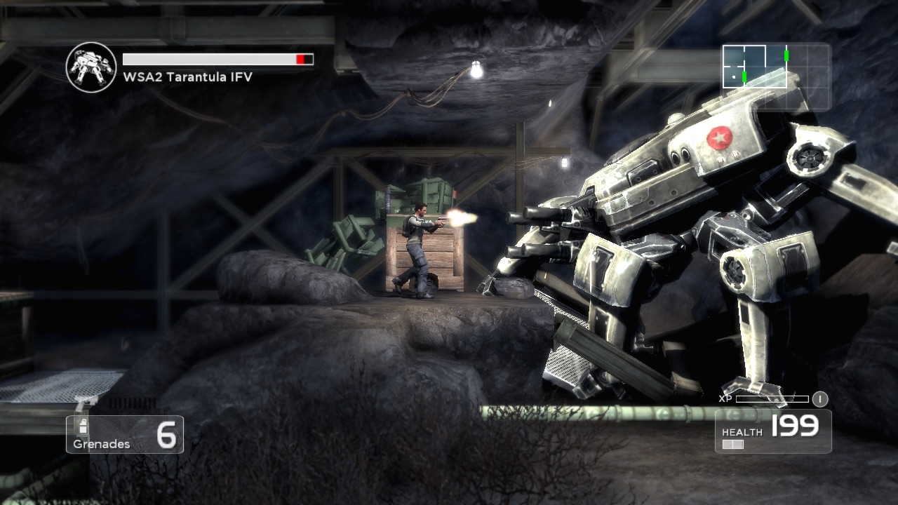 How Shadow Complex led Chair to Infinity Blade, to Star Wars, to