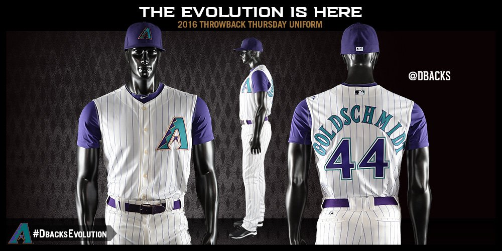nice shoes e153d 68fbb Arizona Diamondbacks announce new uniforms - AZ Snake Pit