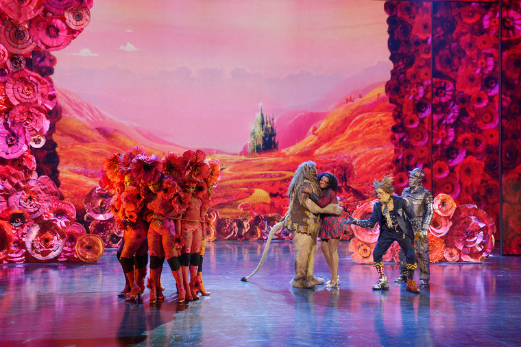nbc u2019s the wiz was one of the best  most inventive
