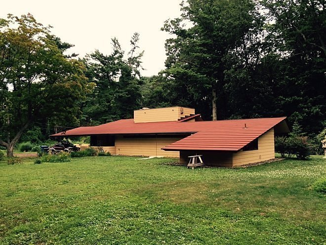 Inside The Restoration Of A Frank Lloyd Wright Home