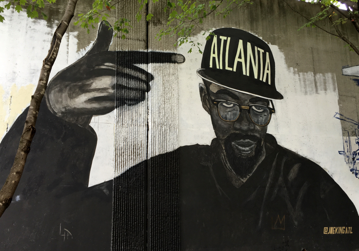 Your Guide To The Artists Behind 12 Works Of Atlanta