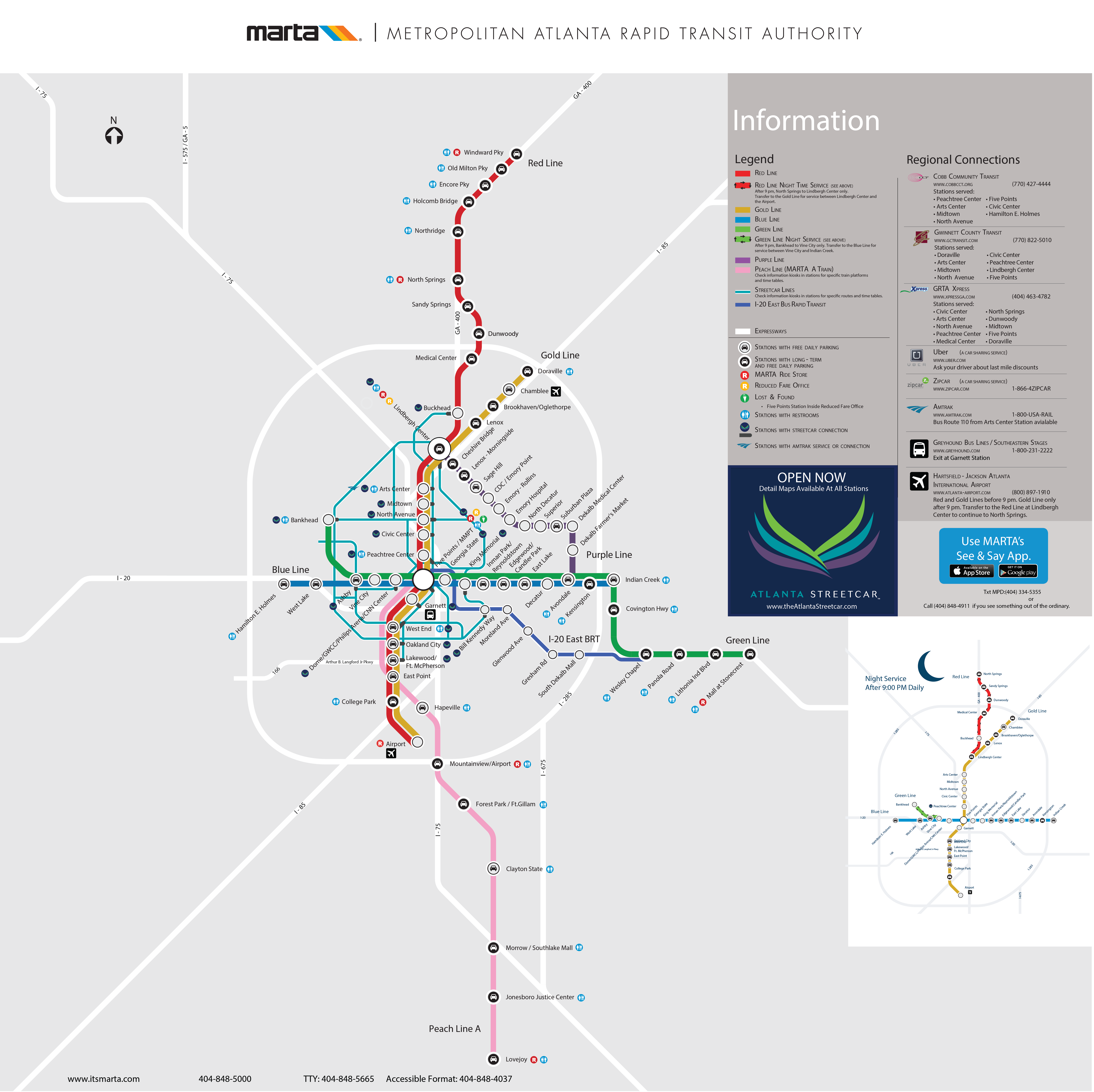latest greatest marta dream map could actually happen. latest greatest marta dream map could actually happen  curbed