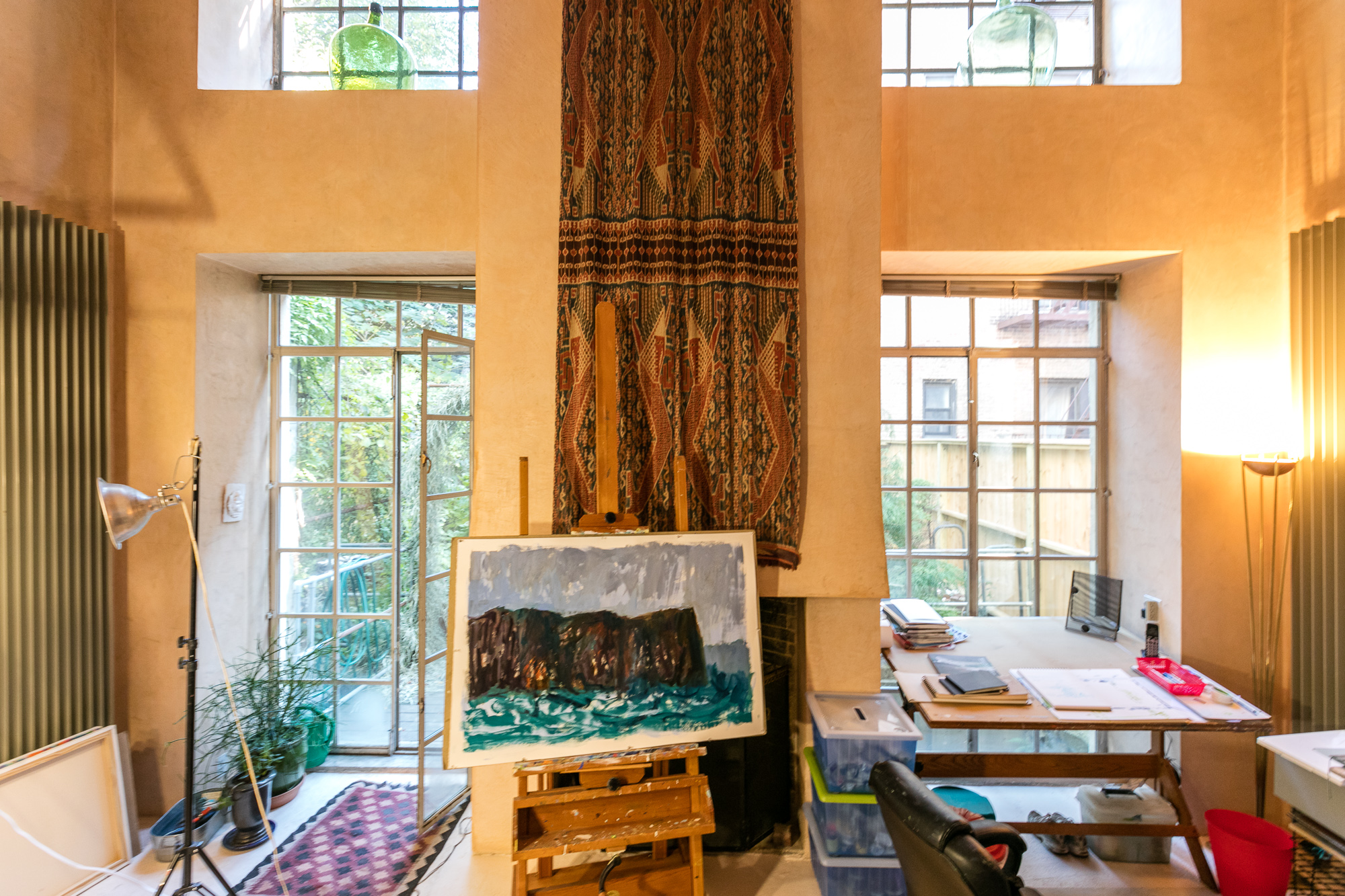 how an artist transformed a historic brooklyn house into a quirky how an artist transformed a historic brooklyn house into a quirky sanctuary