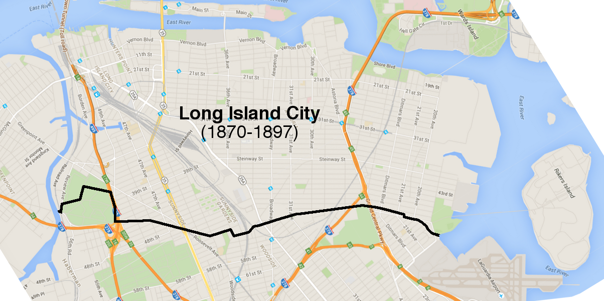Where Is Long Island Compared To Manhattan