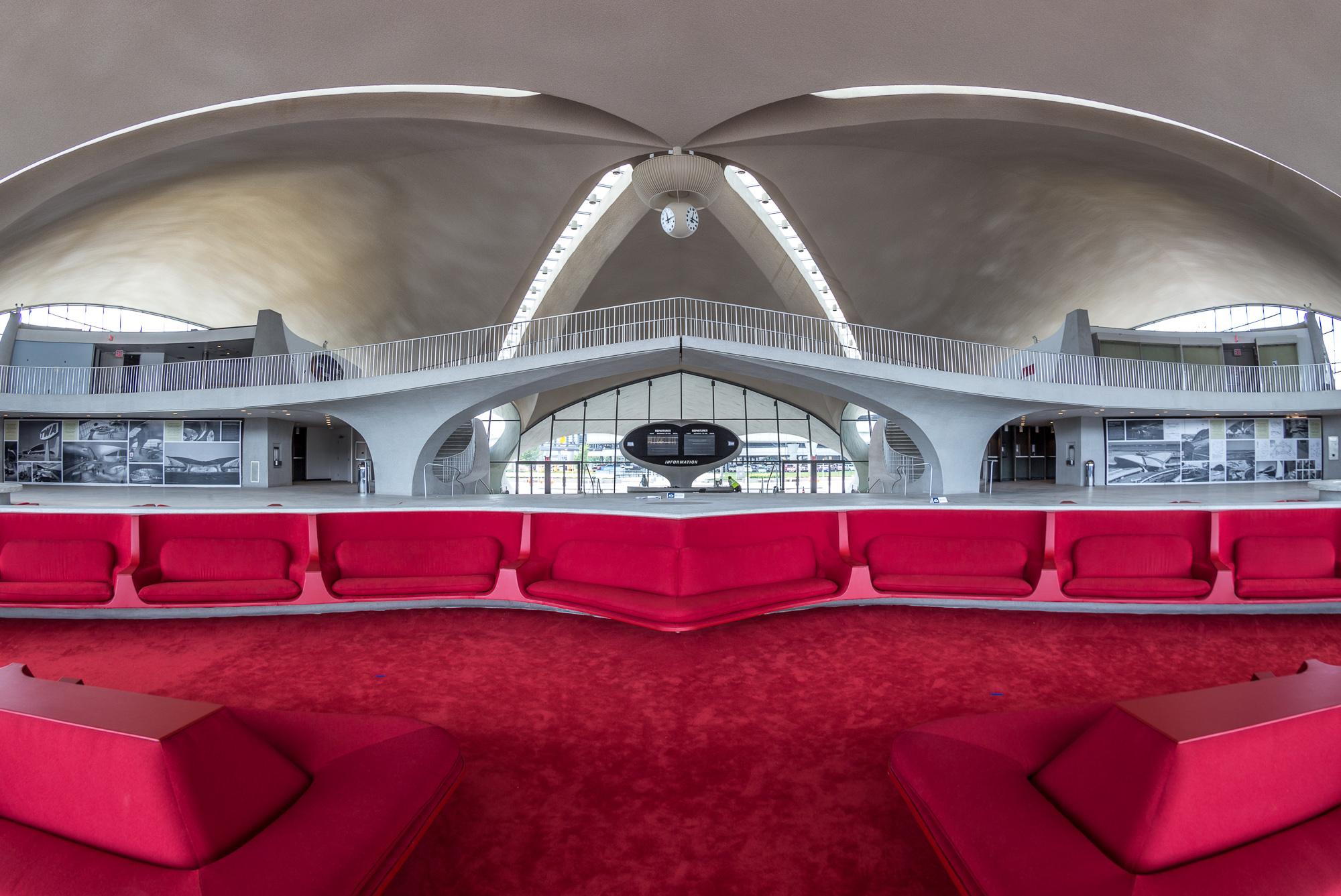 Explore the TWA Terminal, a Pristine Time Capsule From 1962