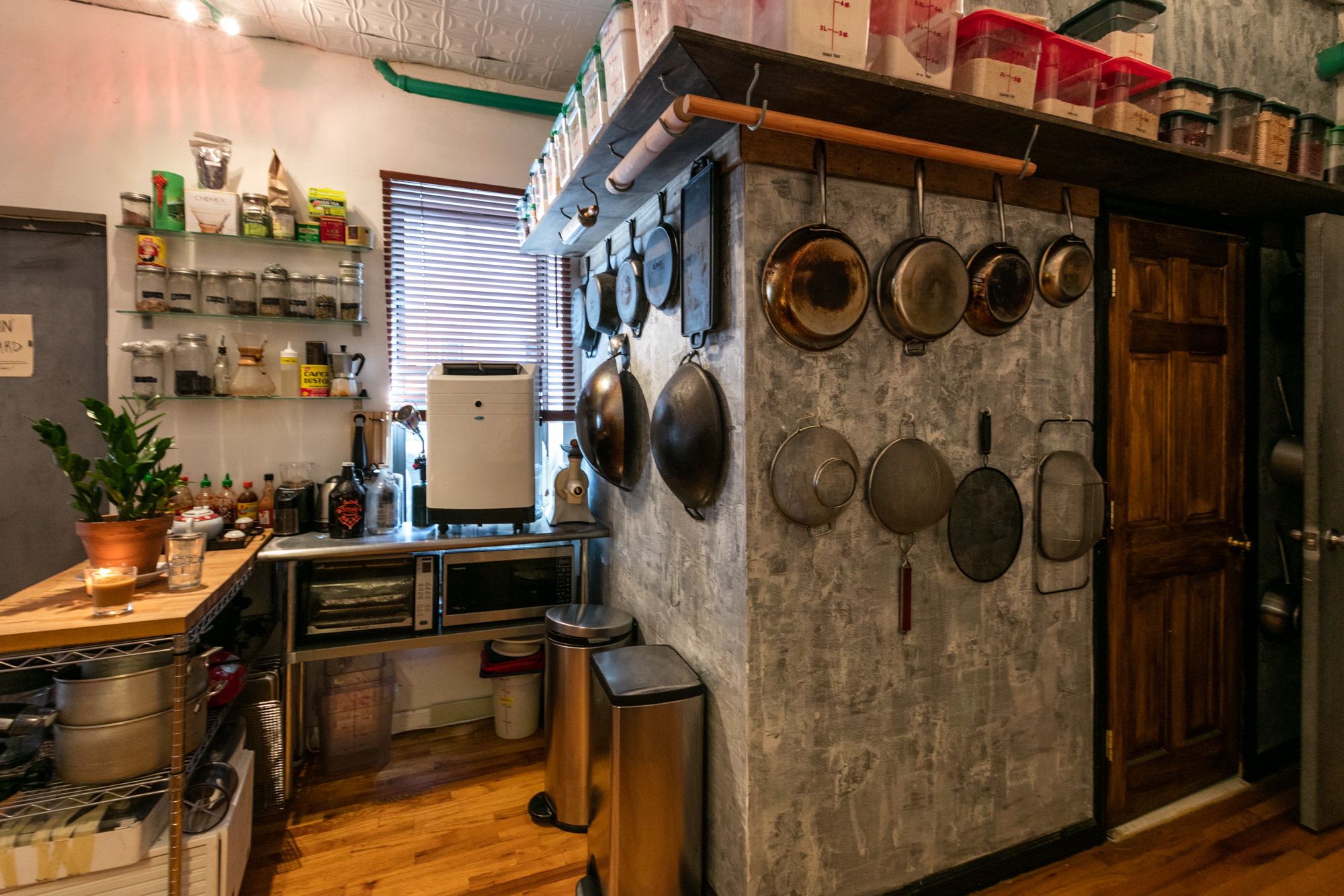 How Roommates Turned A Brooklyn Studio Into A Two Bedroom