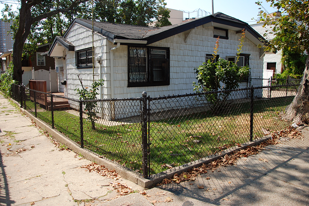 The Classic Brooklyn Bungalow Is A Low One Story Structure On Concrete Pad But Much Variation Exists Within This Basic Form