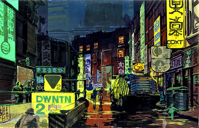 Syd mead posters