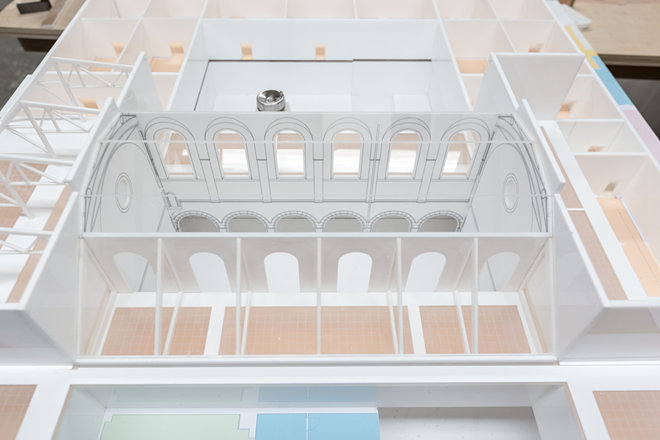 Inside the Miniature World of Architectural Model Makers Curbed NY