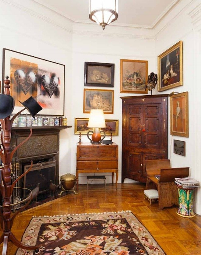 apartment inside. First Look Inside Lauren Bacall s Dakota Apartment of 53 Years  Curbed NY