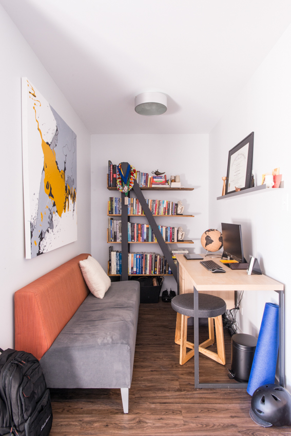 Studio Apartment Living how to live large in a 500 square foot studio apartment - curbed