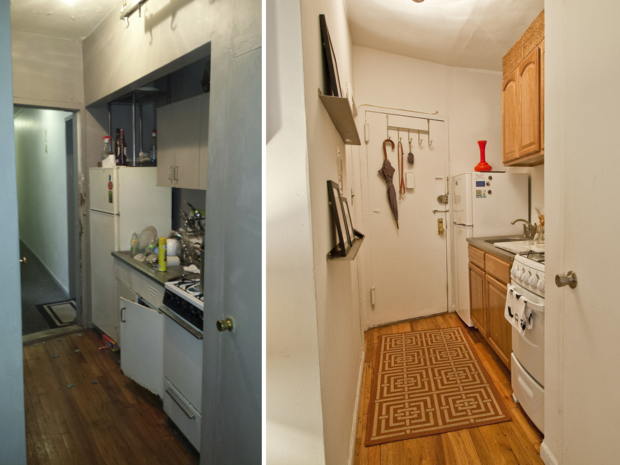 Epic apartment search ends with 200 square feet in chelsea for Kitchen design 200 square feet