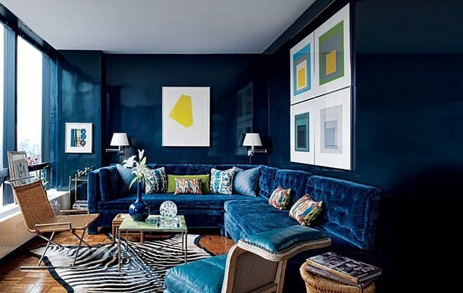 Apartment Design 600 Square Feet 24 small spaces with wonderful maximalist decorating - curbed