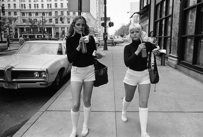 20 photos that capture New York City's free-spirited '70s