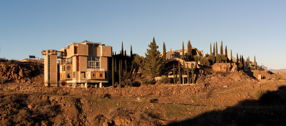 Arizona S Bio Paradise May Be The Last 1970s Utopia