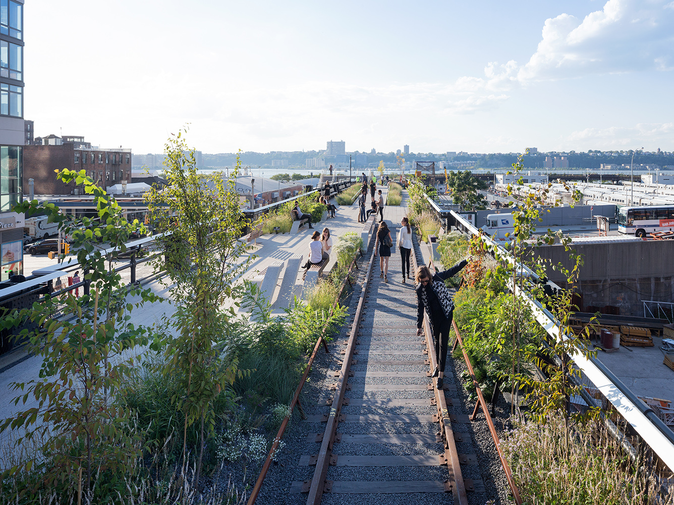 NYC's Best New Architecture, From the High Line to One WTC
