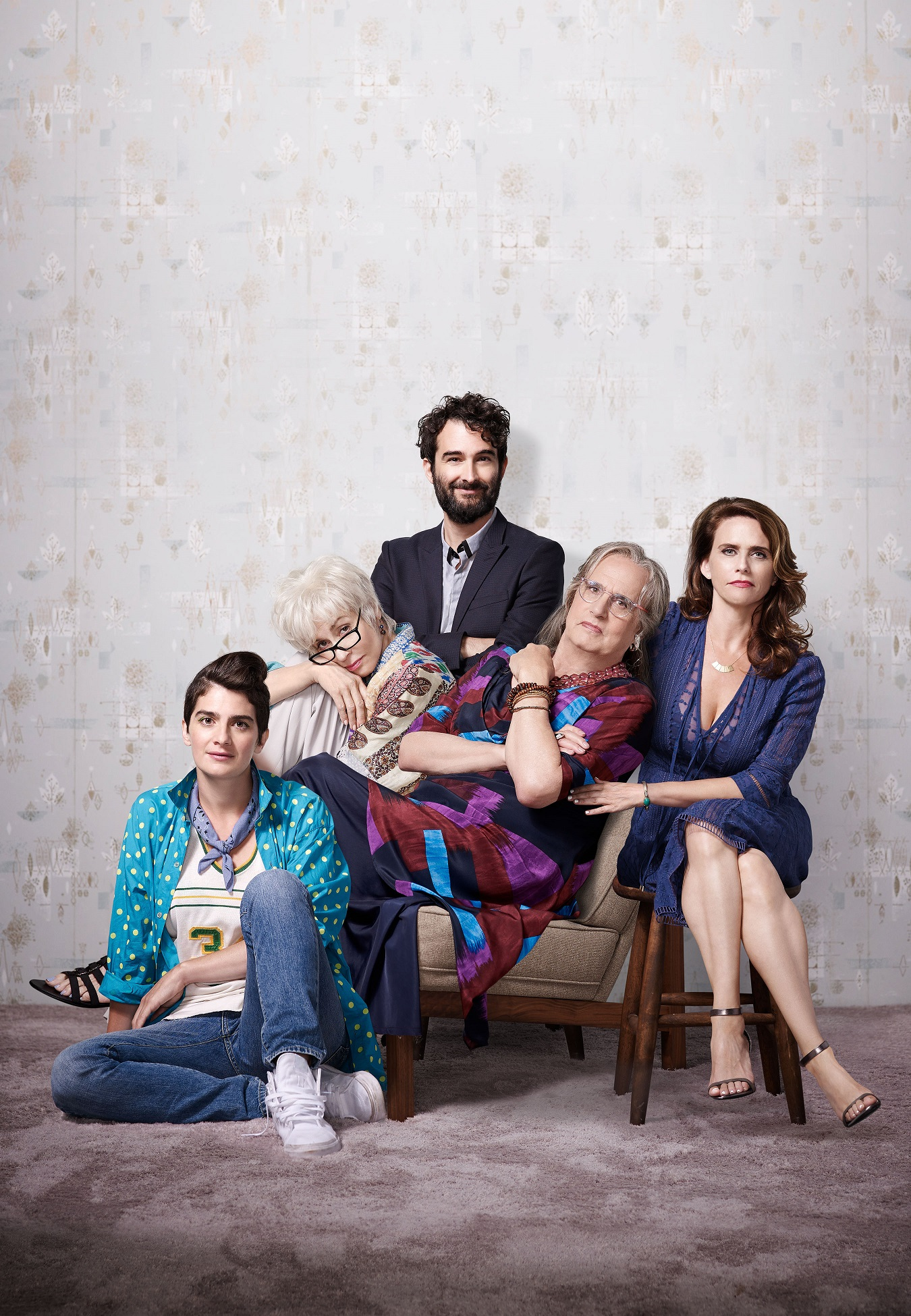 Transparent season 2 is the best TV show of the year - Vox