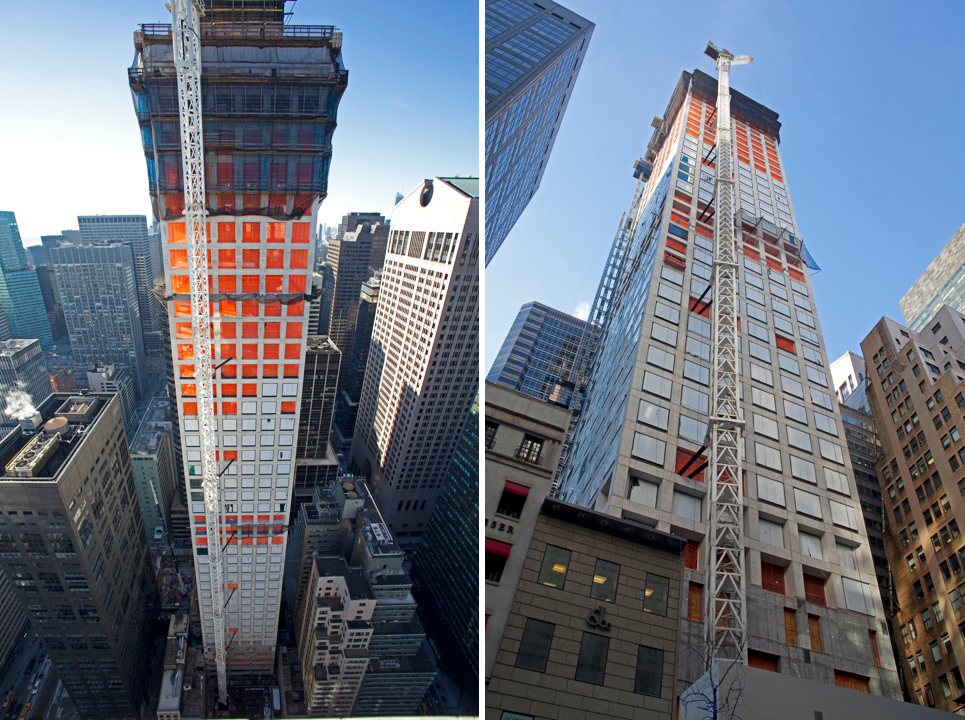 Vanity Fair Takes On The Supertall Towers Of 57th Street