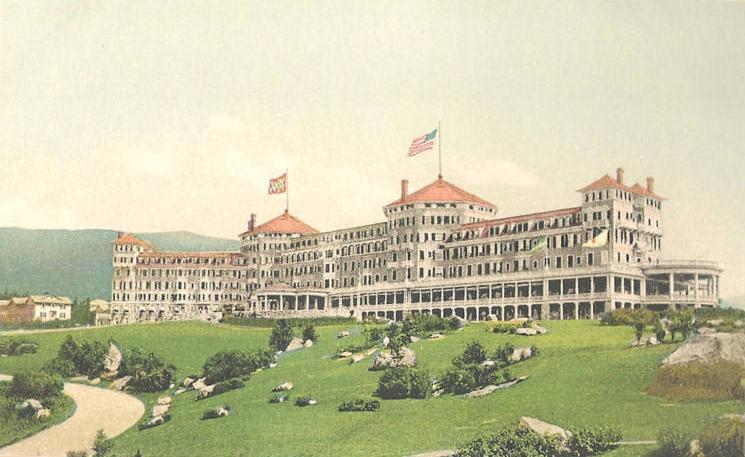The Extraordinary History Of 1902 S Mount Washington Hotel