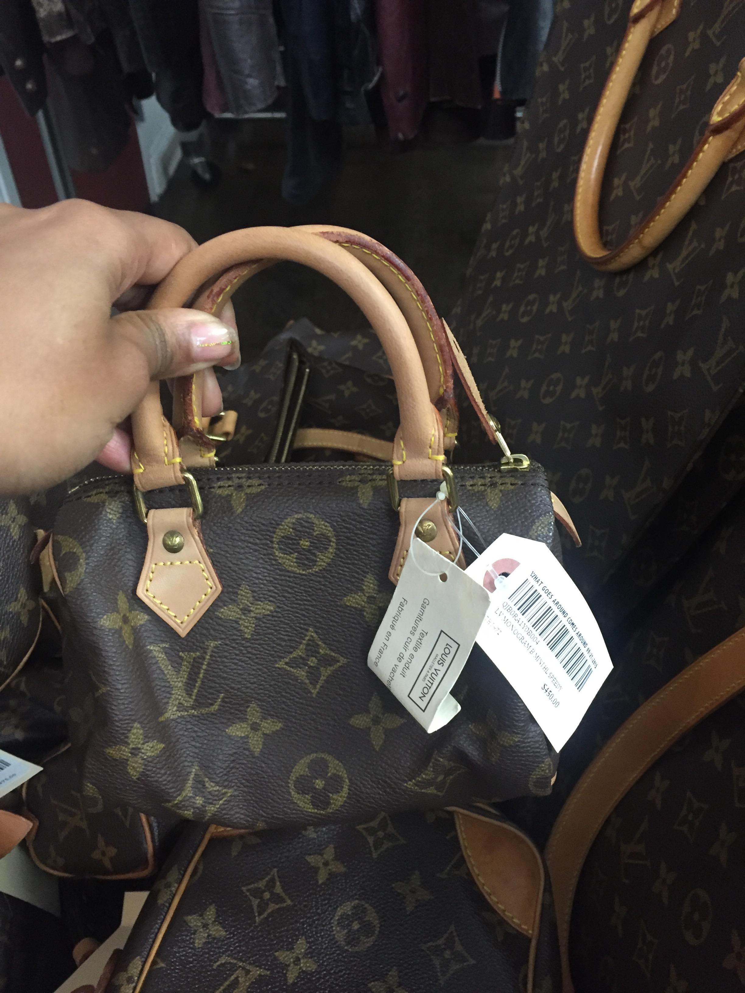 Louis Vuitton Bags Start at $450 at This Vintage Sample Sale Slash Designer Fantasy Land