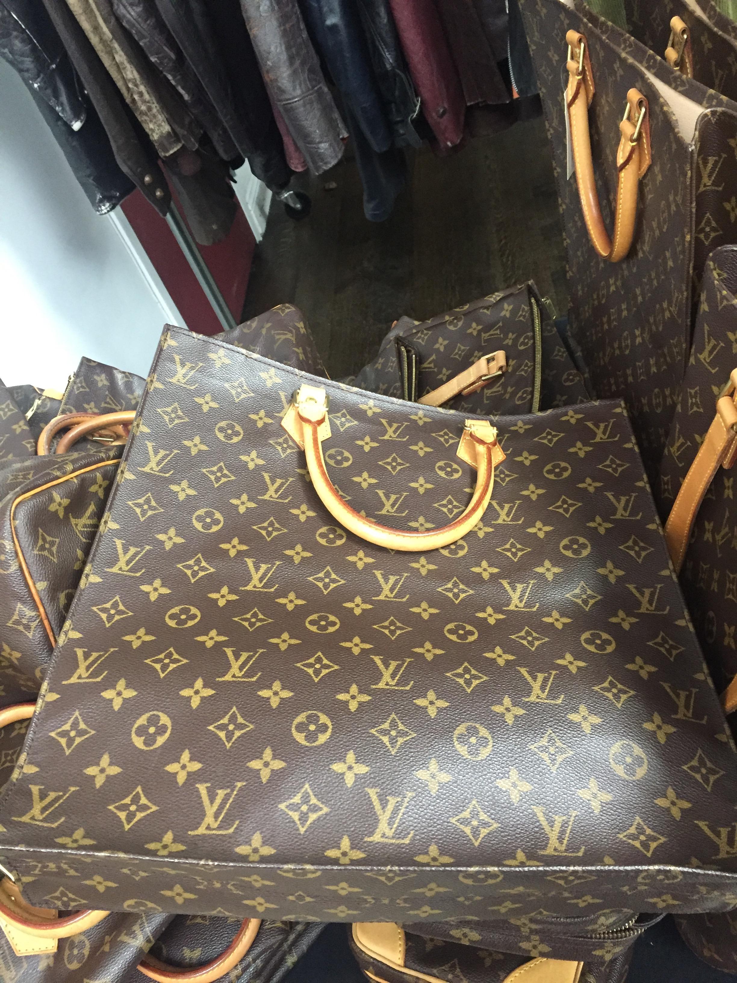 dfee28307f18 Louis Vuitton Bags Start at  450 at This Vintage Sample Sale Slash ...