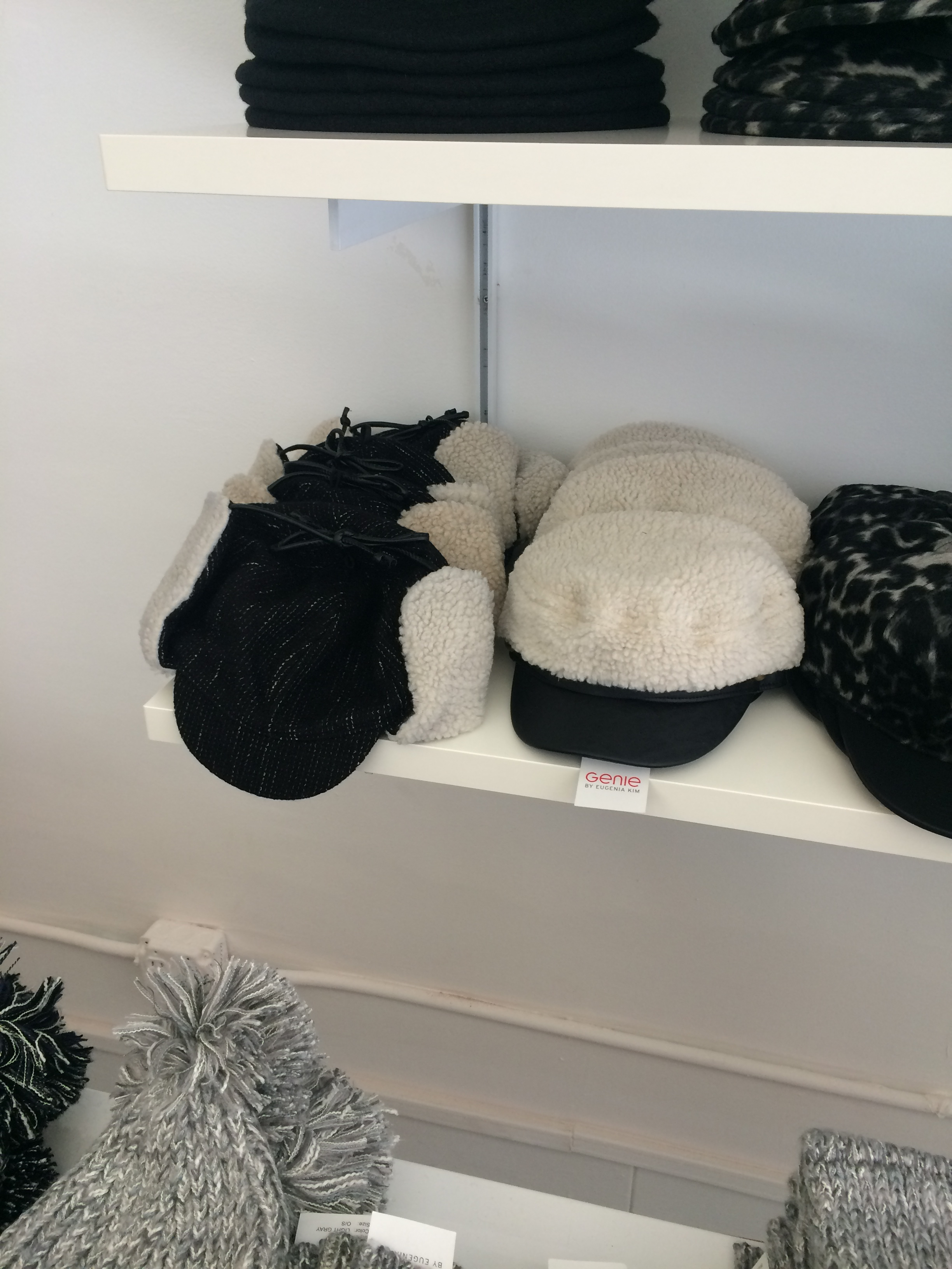 8228205ac The Eugenia Kim Sample Sale Has Gorgeous Winter-Ready Accessories ...