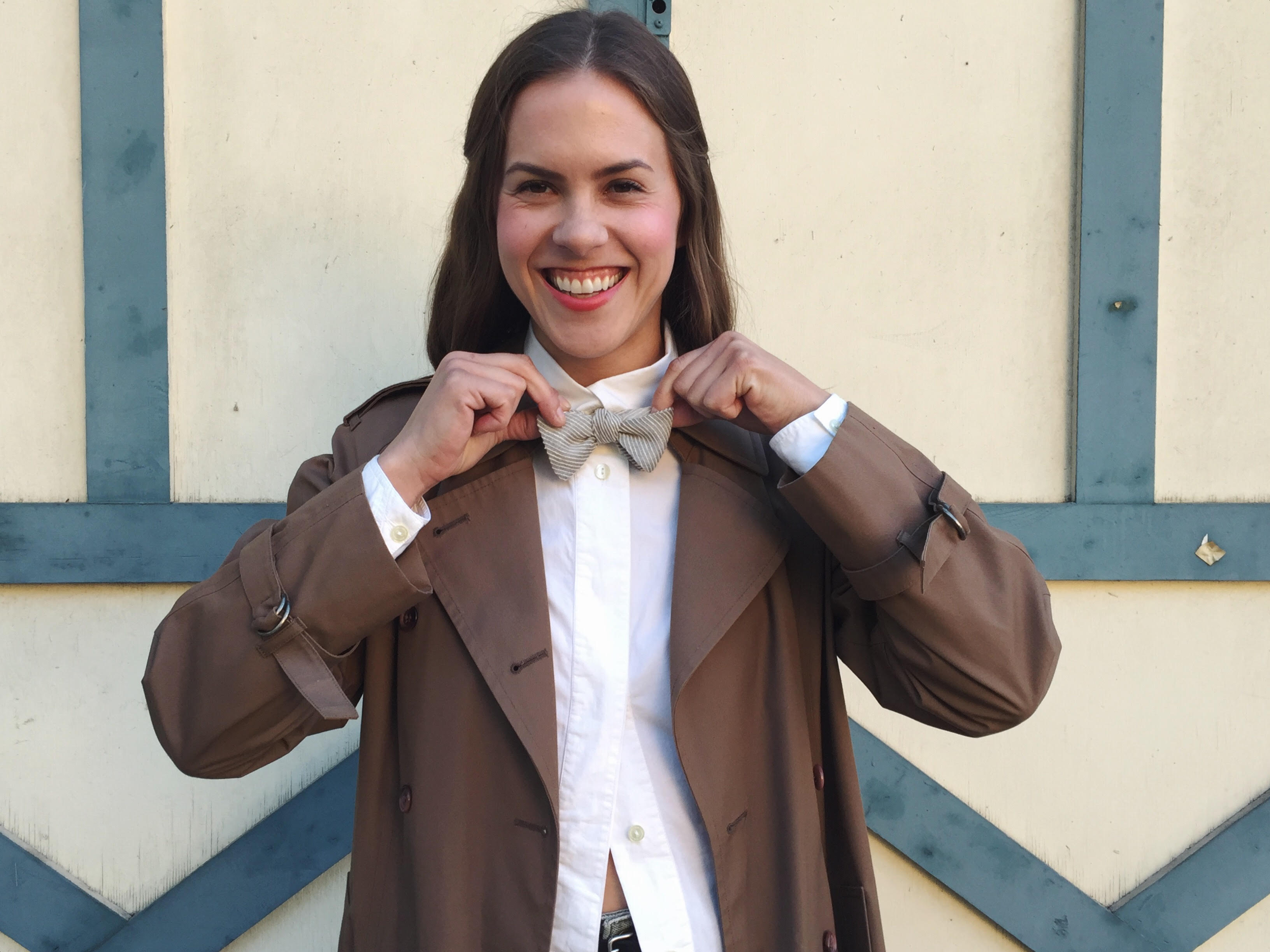 Stylist Lisa Deines Has a Passion for Menswear, Music, and Muji Socks