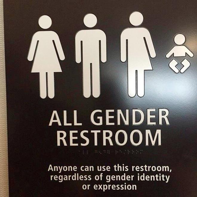 bathroom access for transgender community poses design challenge