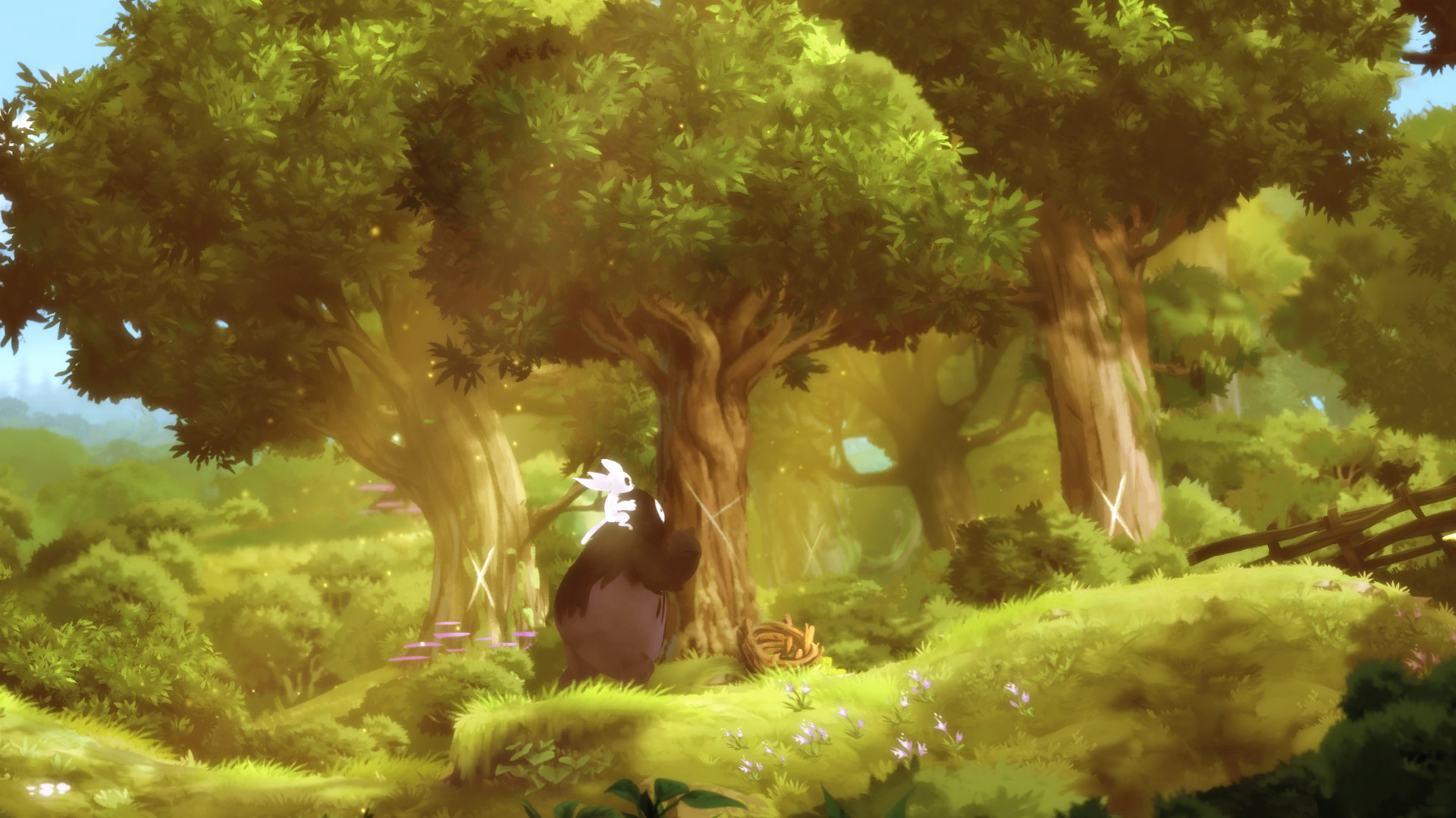 Ori and the Blind Forest has the most powerful opening to any game
