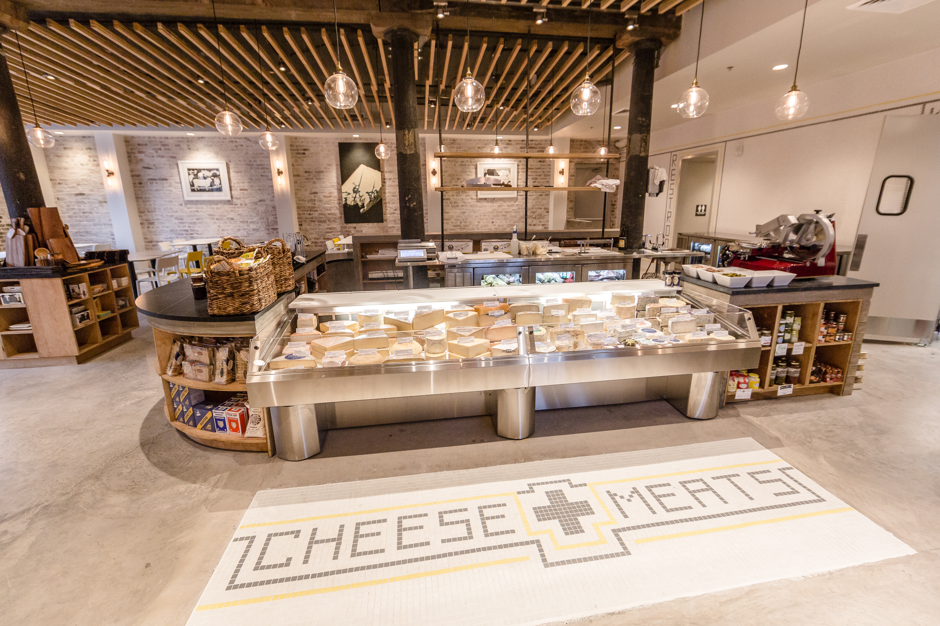 Behold The Warehouse District S Gorgeous New St James Cheese Co