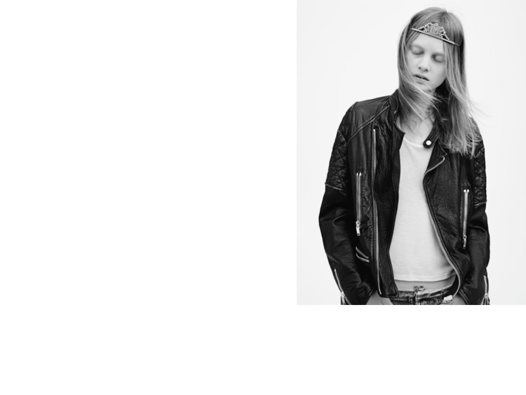 Saint Laurent Is Still Trying to Make the Grunge Tiara Happen