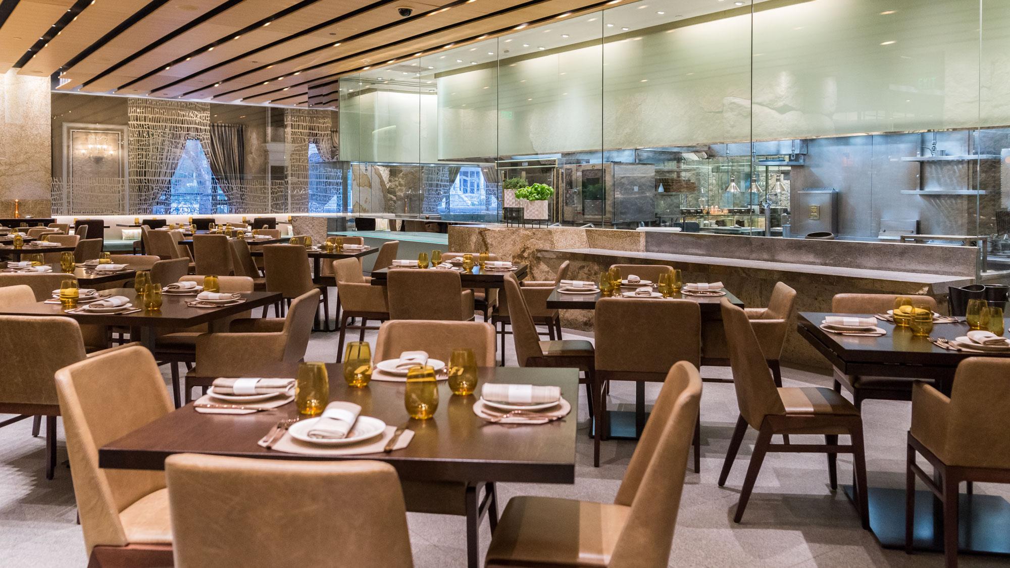 Peer Inside Harvest Roy Ellamars New Restaurant At The Bellagio