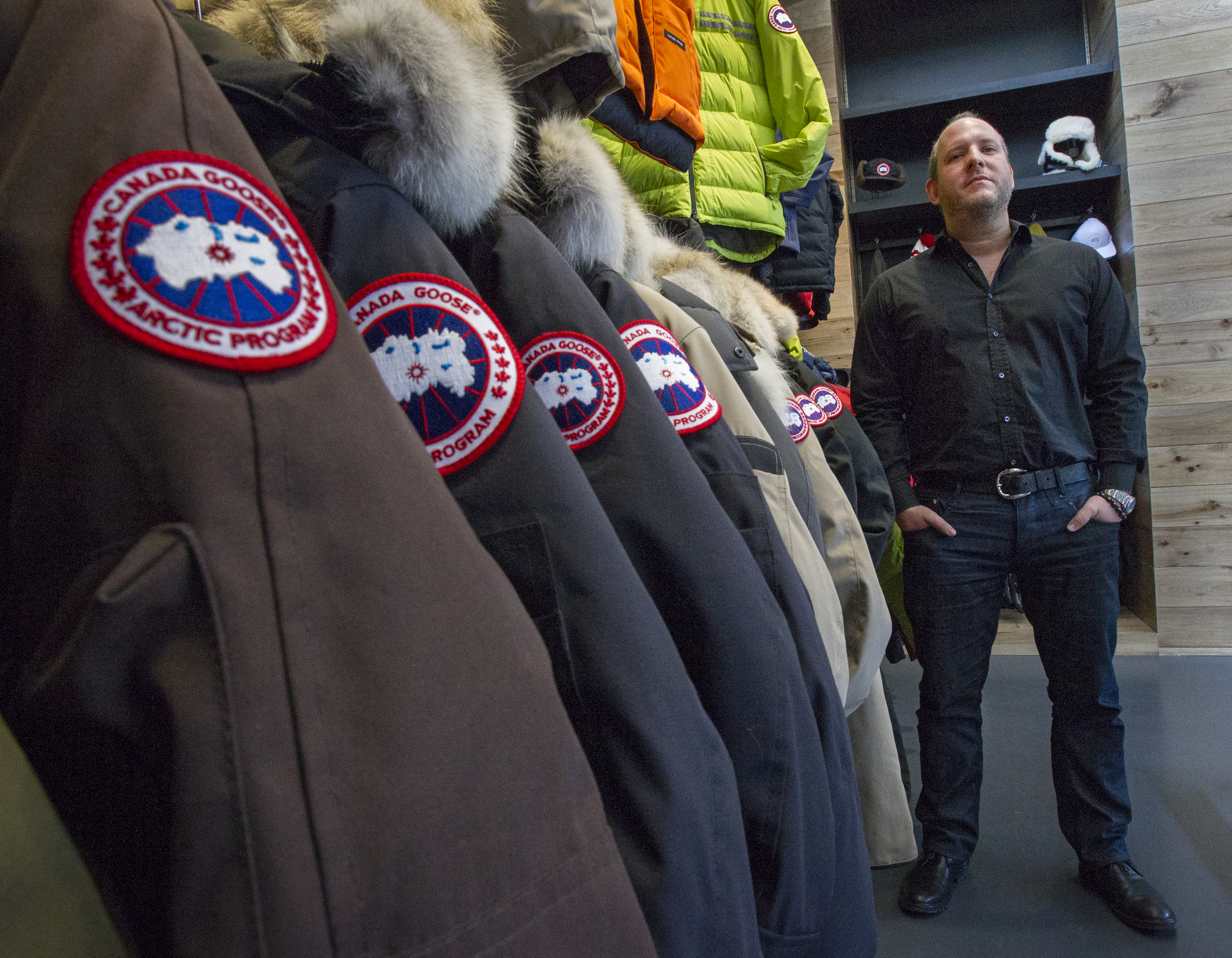 canada goose price increase 2016