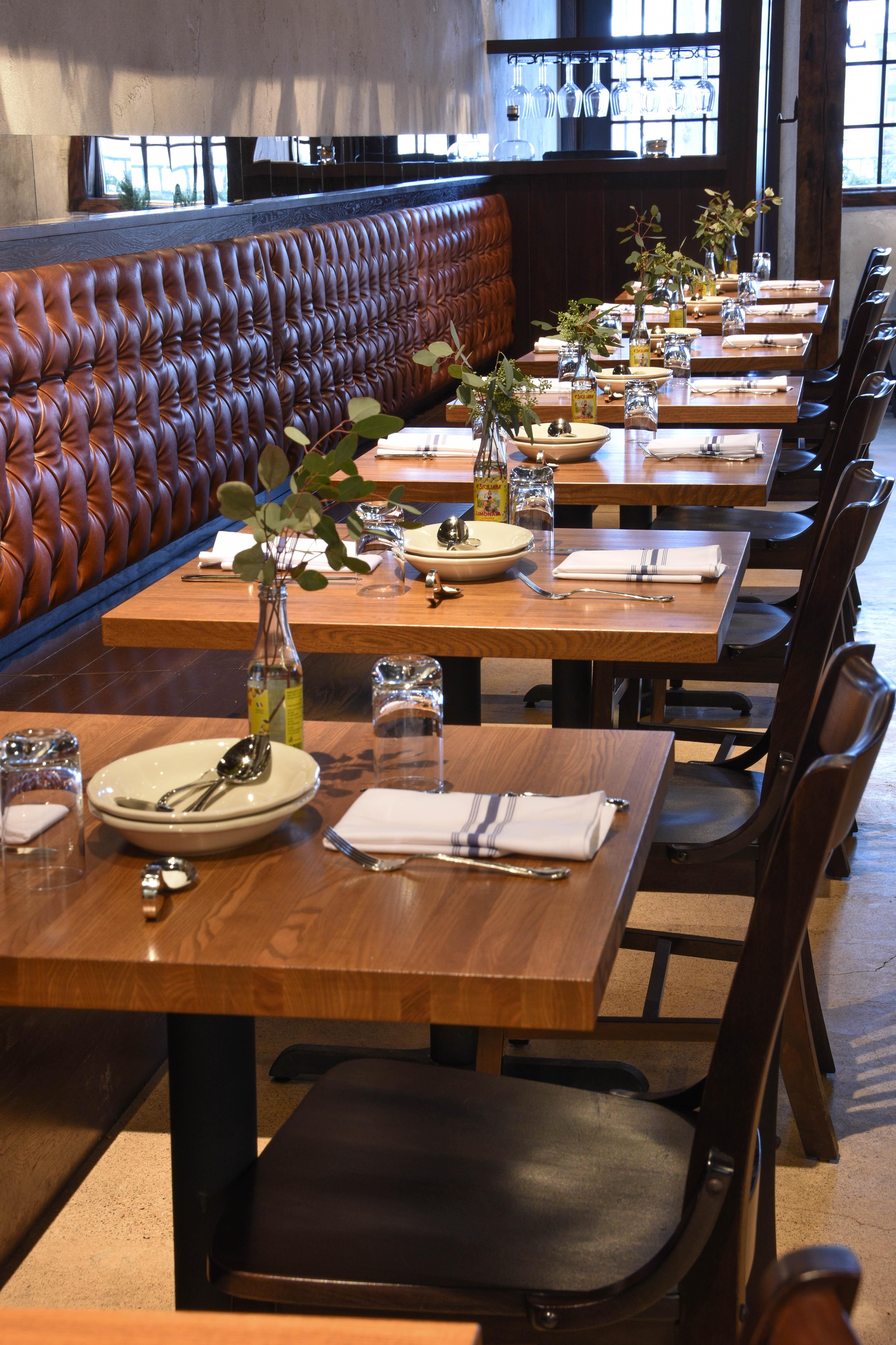 Lucy S Restaurant Montreal