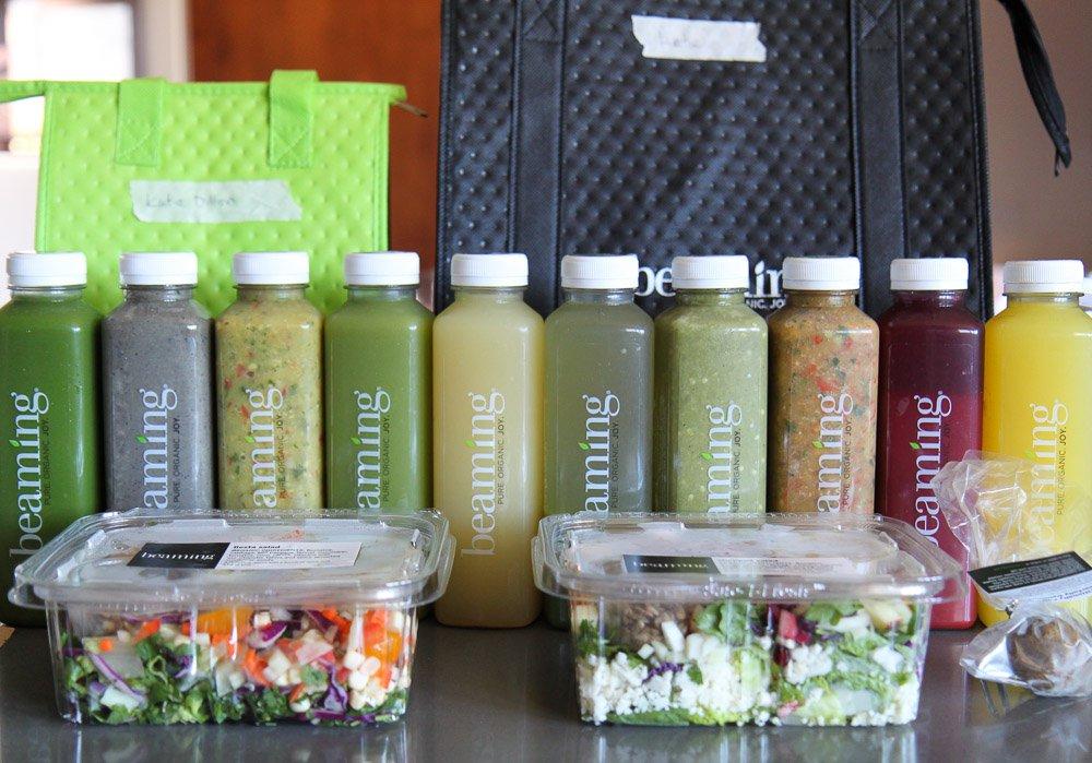 LA's Five Most Tasty, Effective Juice Cleanses to Jumpstart 2016