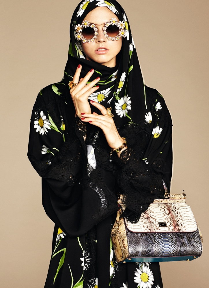 Share Dolce   Gabbana Debuts Collection for the  Arab World . tweet share  Reddit Pocket Flipboard Email. Grid View. Expand b39685c3f82cf