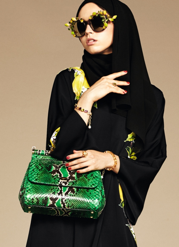 Dolce   Gabbana Debuts Collection for the  Arab World  - Racked f8fd51b1ba890