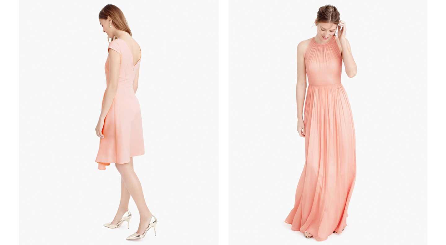 J.Crew's Spring Bridal Lookbook Has Tulle Skirts, Jumpsuits, and Flapper Dresses