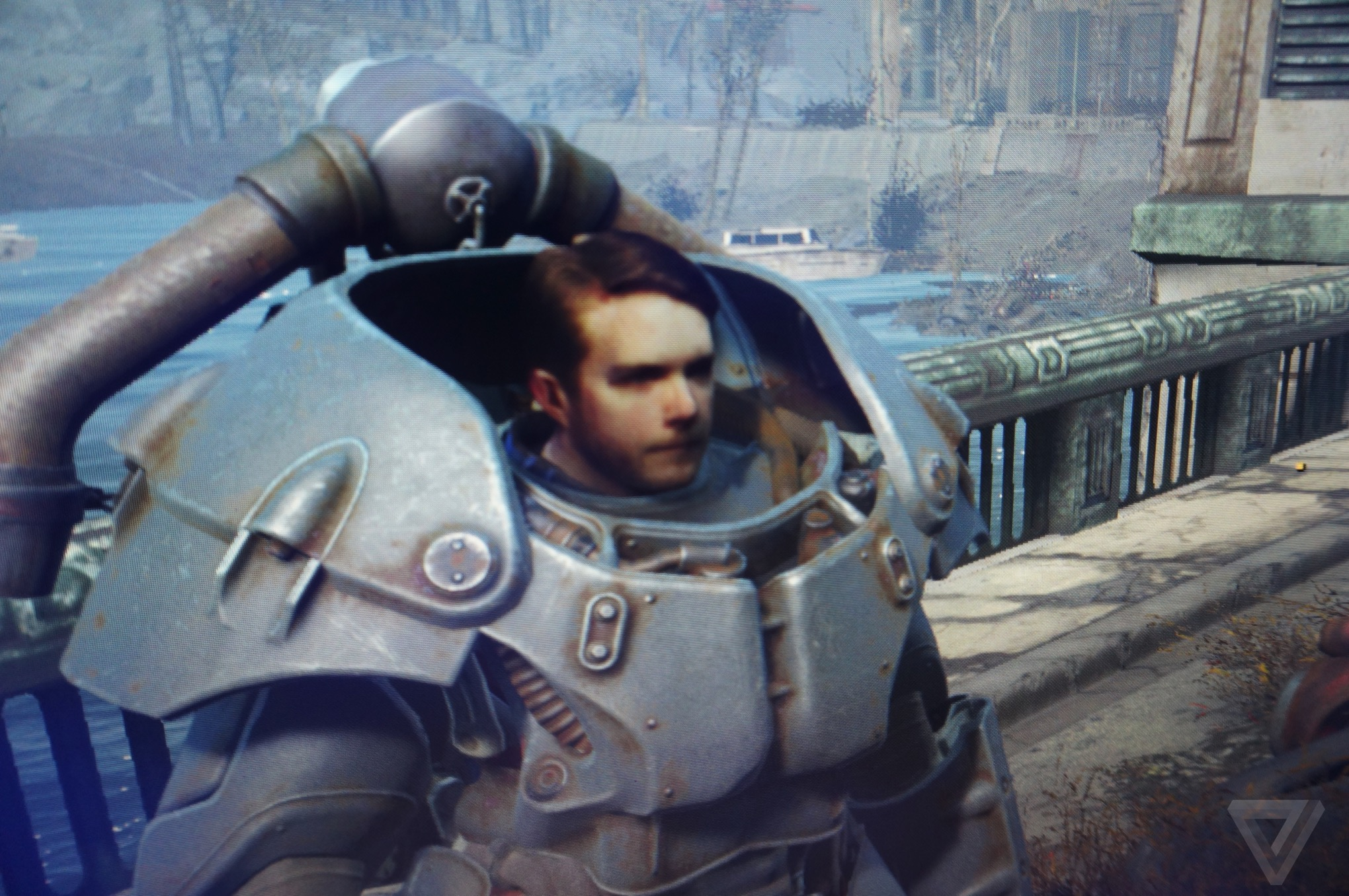 Putting your face into Fallout 4 is exactly as cool as you'd