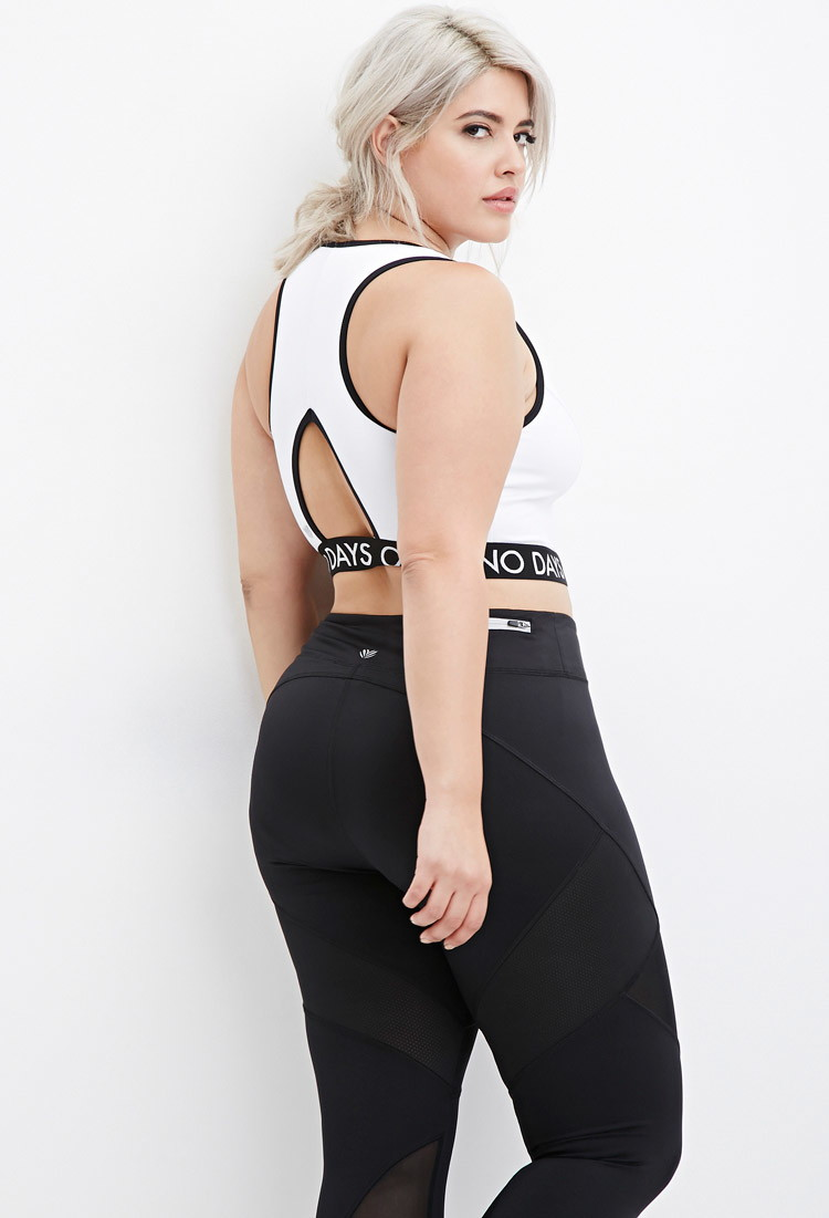 8fd13f8c633 Forever 21 Launches a Plus-Size Activewear Line - Racked