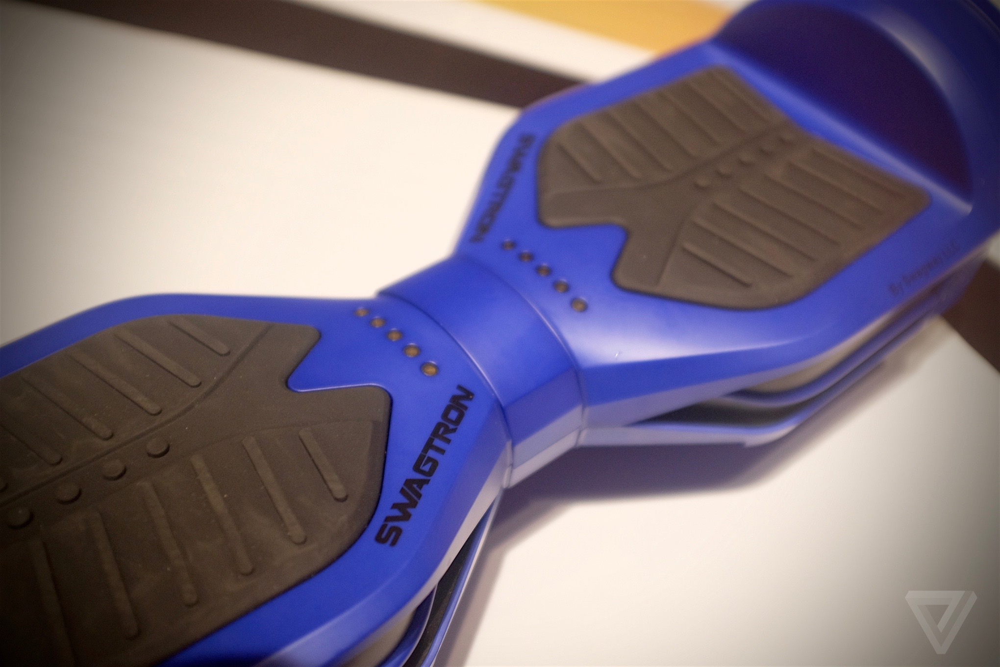 Swagway S New Swagtron Hoverboard Has Bluetooth Speakers