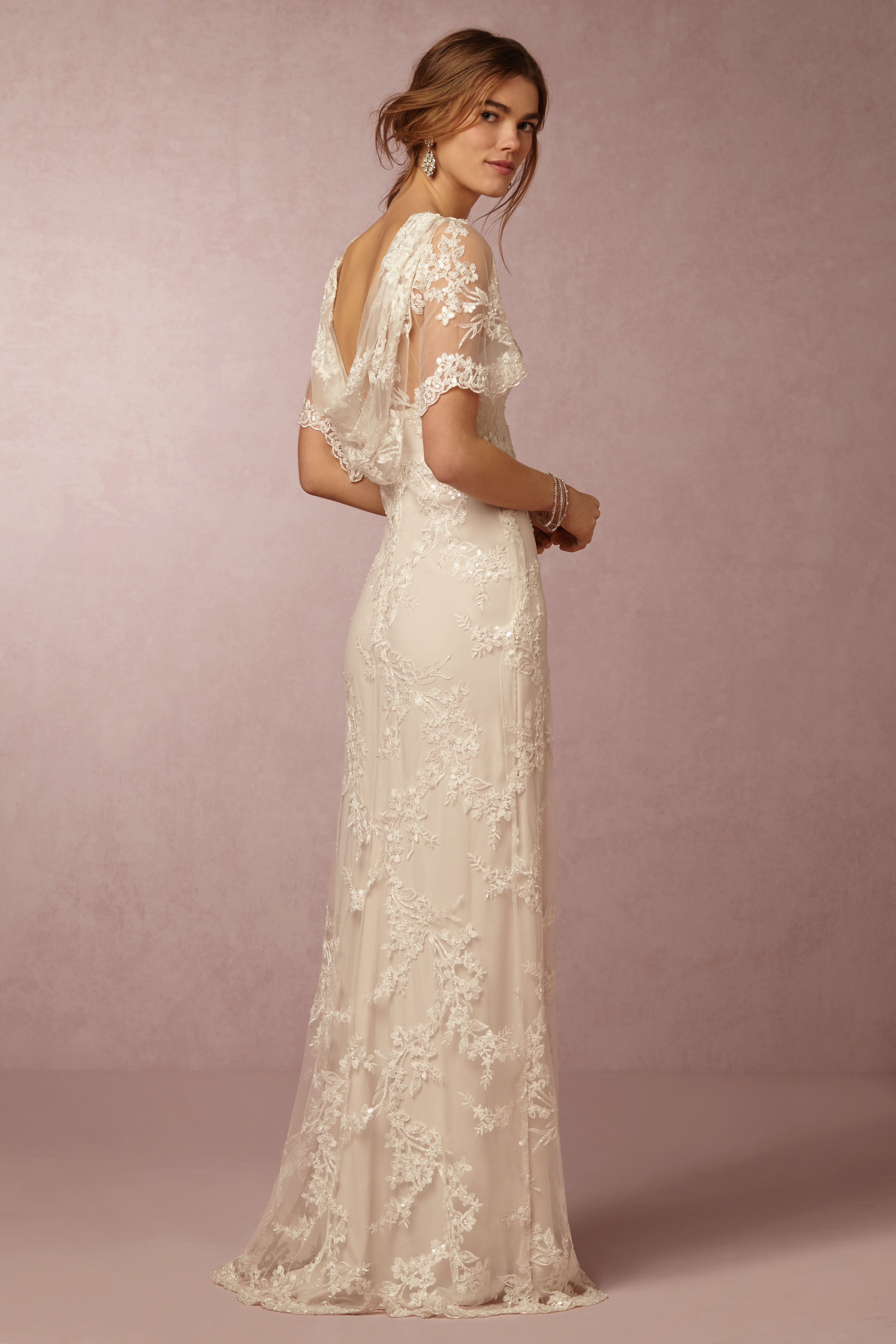 See Marchesas First Wedding Dresses For Bhldn Racked