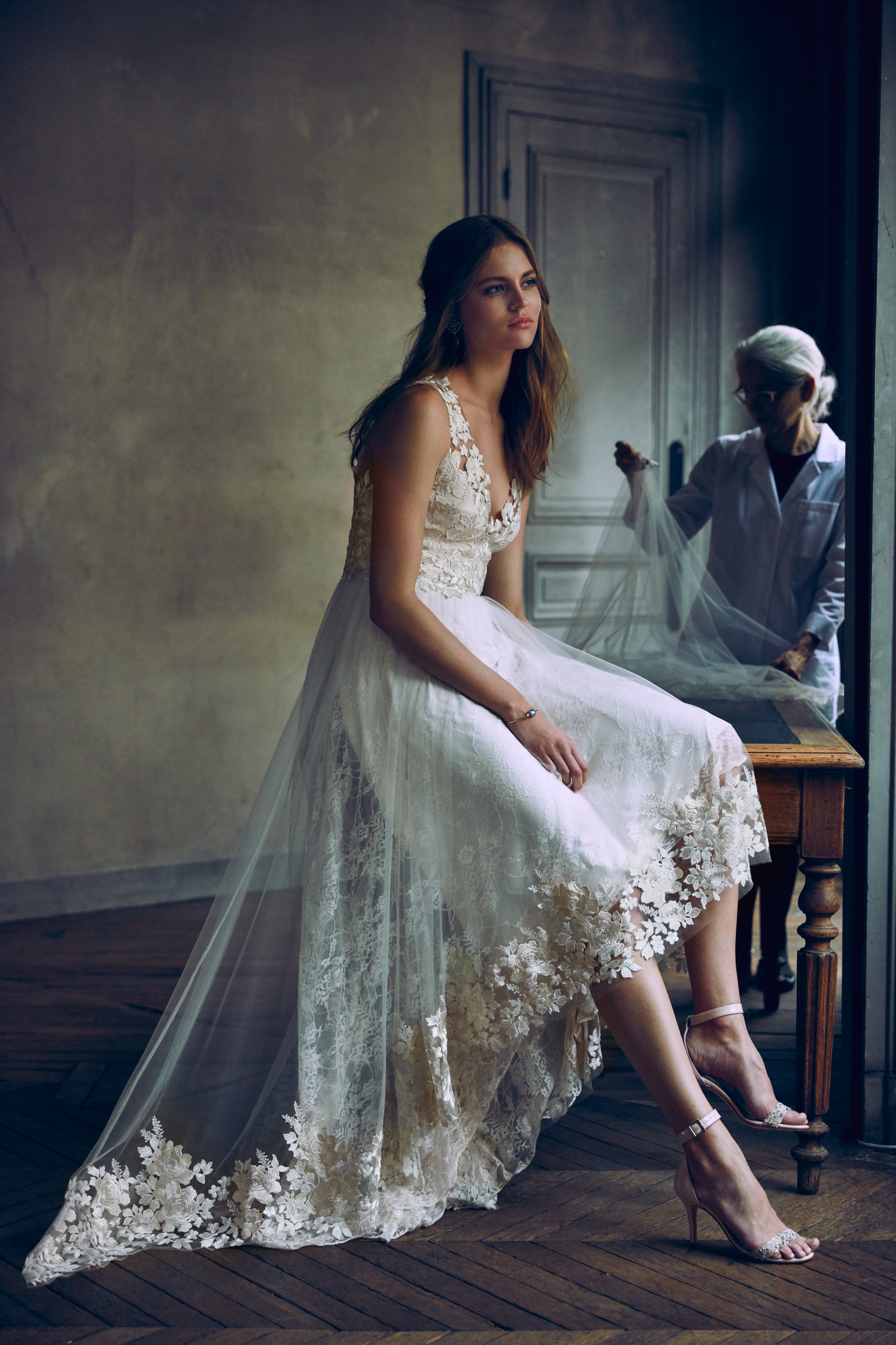 b744eb25e1 See Marchesa's First Wedding Dresses for BHLDN - Racked