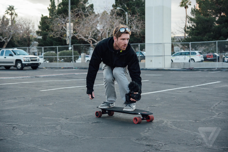 The Inboard M1 Looks Like The Best New Electric Skateboard