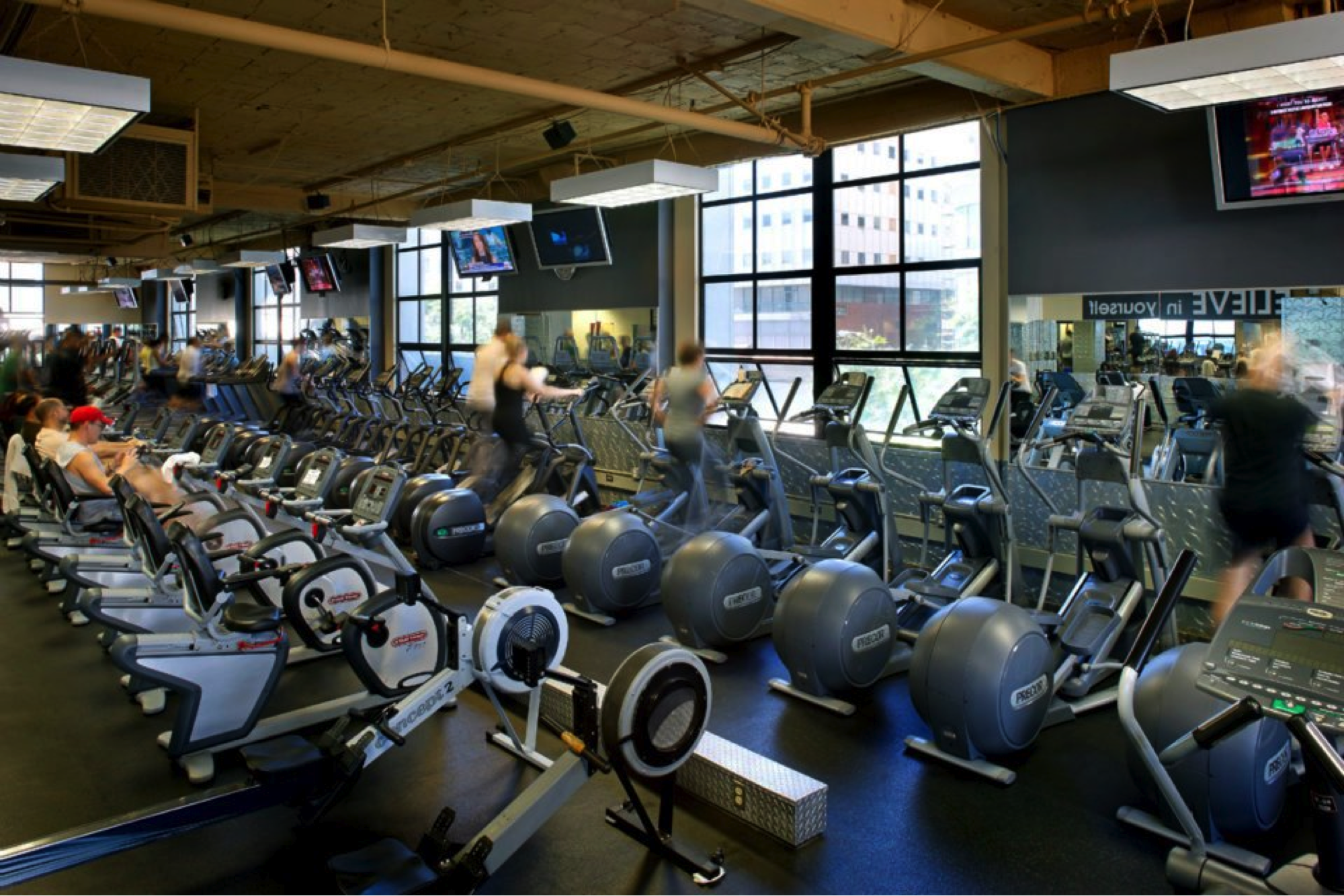 San francisco 39 s best chain gyms a complete rundown of for Fitness gym